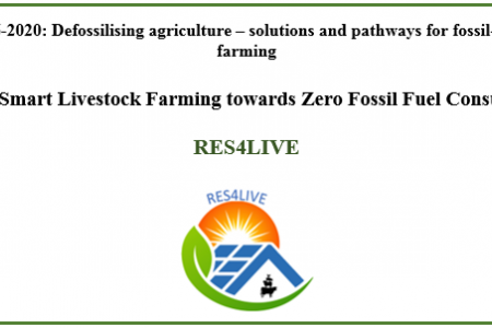 RES4LIVE : solutions and pathways for fossil-energy-free farming!
