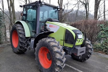 RES4LIVE: CRMT transforms an agricultural tractor to natural biogas